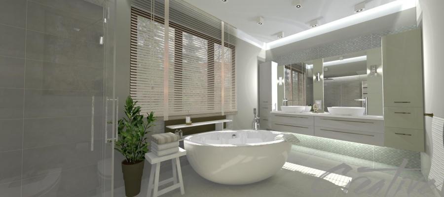 Przyjemność komfortowego wypoczynku - łazienka